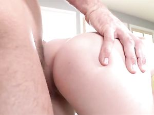 Big Cock Provides True Satisfaction To A Teenage Slut