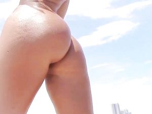 Picking Up A Slut From The Beach To Fuck Her Hard