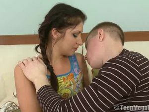Teen Is Down To Fuck In Any Position He Wants
