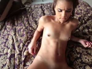 Spinner Makes POV Porn With Cock In Her Latina Pussy