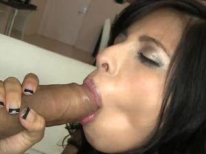 Dick As Big As Her Forearm Fucks The Petite Slut