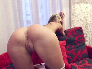 Tiny Body Pornstar Gina Gerson Takes A Huge Cock