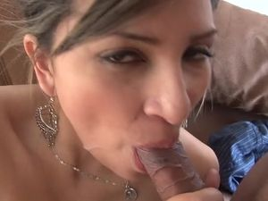 Lactating Tits Chick Craves Cock In Her Slick Pussy