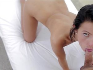 Blown By A Crazy Hot Teen With A Super Sexy Body