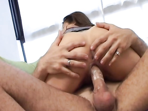Tasty Latina Pussy Is Wet For His Big Cock